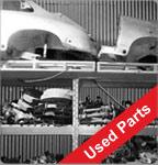 Used Porsche parts