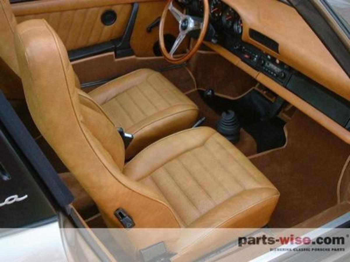911 74 76 Comfort Seat Restoration Kit Pwseatkit7476 Seats Porsche 911 Parts Wise 911