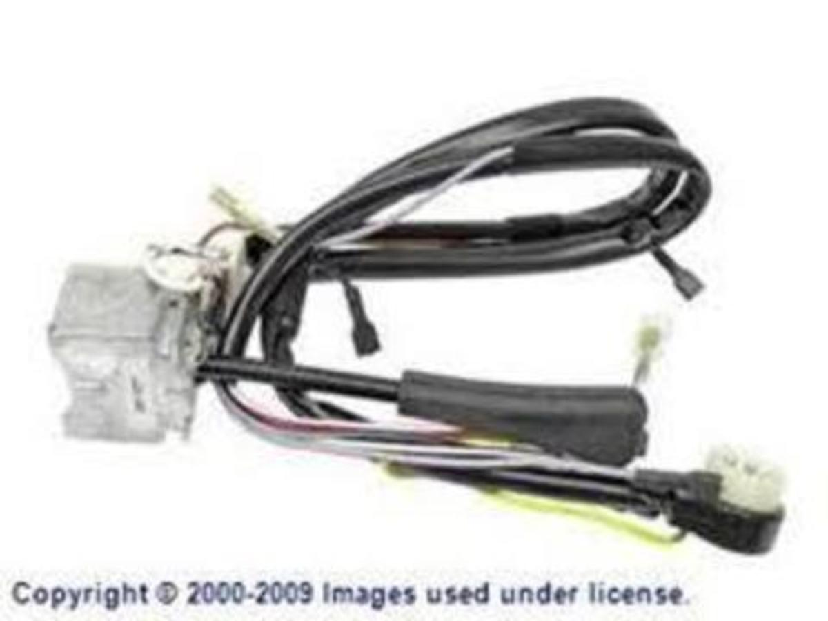 911 (70-73) Turn signal switch 91161330130 instruments, driving ...