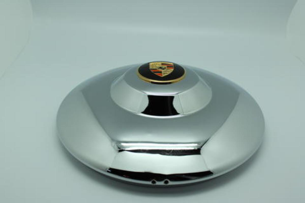 356A/B Radkappe mit Emblem, original für alle \