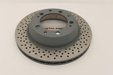 993 C2/4 (94-98) Rear brake disc, fits on both sides. (Not for C4S models)