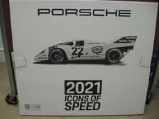 Porsche Calendar 2021