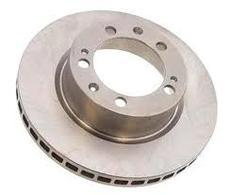 964 C2/4 (89-94) Front brake disc, fits on both sides. (also used on C4 Turbolook)