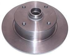 914-4 (72-76) Front brake disc, fits on both sides. (Used from chassisnr: 4722919033 on.)