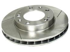 928 (80-85) Front brake disc, left. (Used from chassisnr: 92A08 00750 and 92A08 20001 on.)