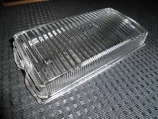 All 914 Clear lens for square fog light, new perfect reproduction!
