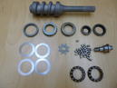 356AT2/B/C Repair kit for the ZF steering box.